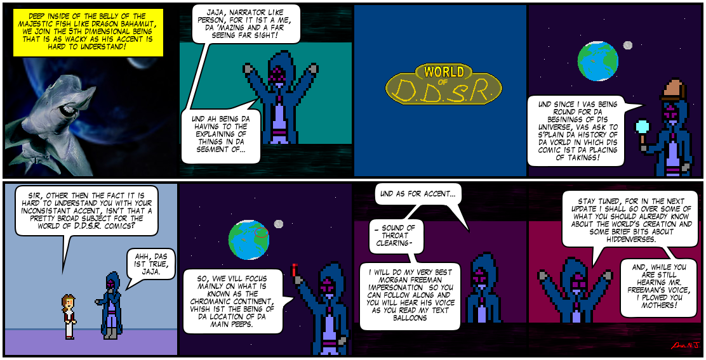 W.O.D. The World Pt.1